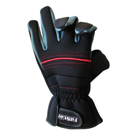 Neoprene fishing gloves FilStar FG004 3mm