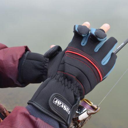 Неопренови ръкавици за риболов FilStar FG004 3mm