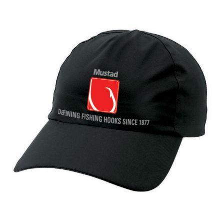 Шапка Mustad Micro Fiber Cap MCAP01-BL