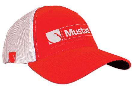 Mustad Trucker Cap MCAP05-RD