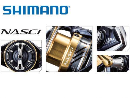 Макара Shimano Nasci FB 3000 HG