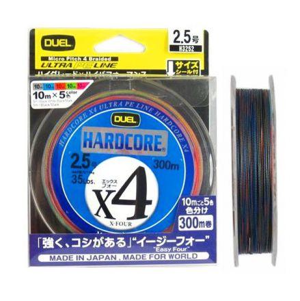Duel Hardcore X4 Multi Color 300