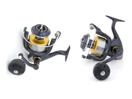макара Shimano Twin Power SW-B 4000 XG