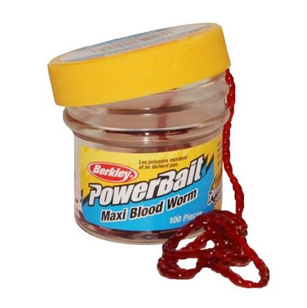PowerBait Blood Worm