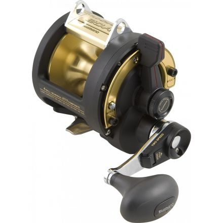 Shimano TLD 2-Speed 50 RSA
