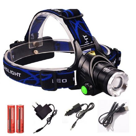 led Headlight CREE 3800lm XML-T6