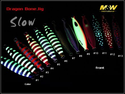 M&W Dragon Bone Jig 120