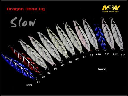 M&W Dragon Bone Jig 150