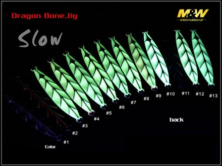 M&W Dragon Bone Jig  60 гр