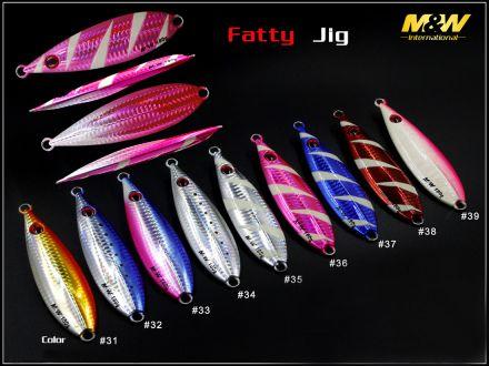 M&W Fatty Jig 150