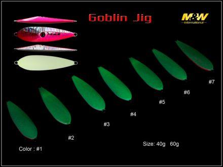 M&W Goblin Jig 40
