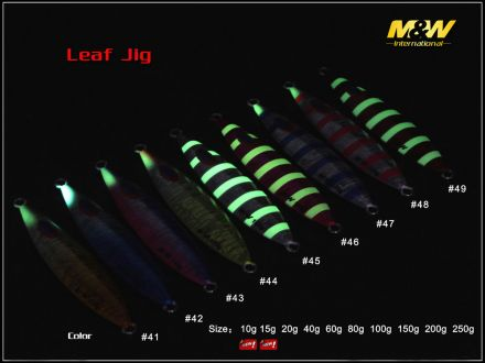 M&W Leaf Jig 150