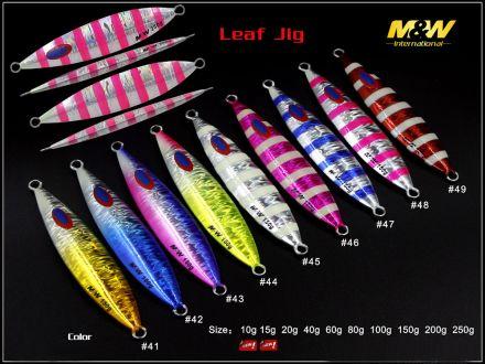M&W Leaf Jig 60