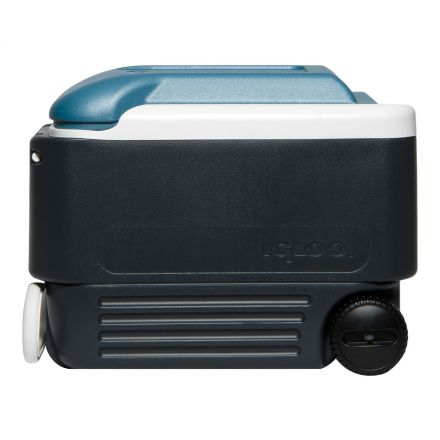 Cooler Igloo MaxCold 40 Roller - Jet Carbon