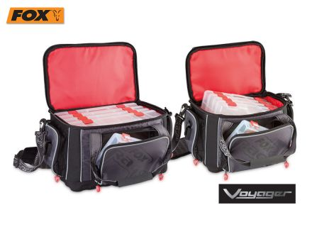 чанта Fox Rage Voyager carrybag & box