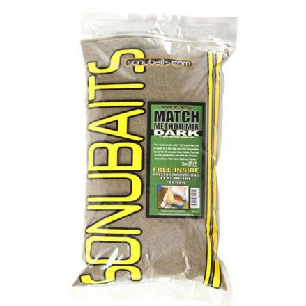 Захранка Sonubaits Match Method Mix Dark
