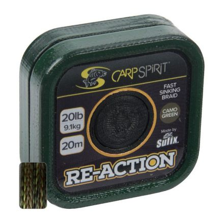 Carp Spirit Re-Action Braid 20m