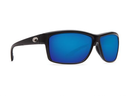 Очила Costa Mag Bay - Shiny Black - Blue Mirror 580P