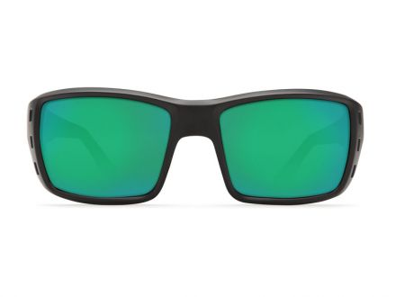 Sunglasses Costa Permit - Black - Green Mirror 580P