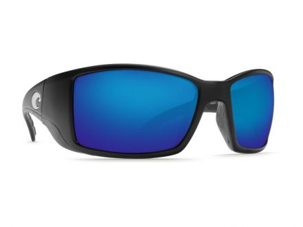 Очила Costa Blackfin - Black - Blue Mirror 580G