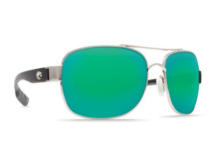 Sunglasses Costa Cocos - Palladium - Green Mirror 580G