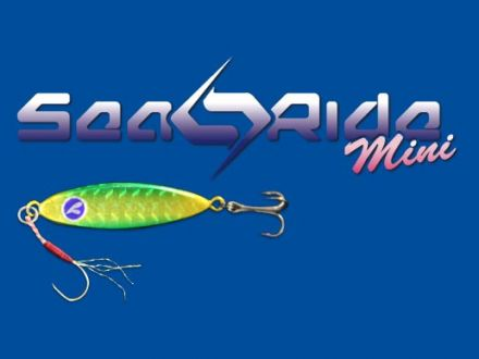 Blue Blue SeaRide Mini Jig 9