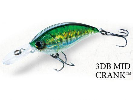 воблер Yo-Zuri 3DB Mid Crank