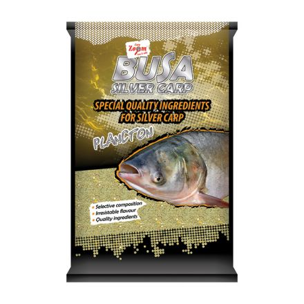Захранка Carp Zoom Busa-Silver Carp Attractor Groundbait