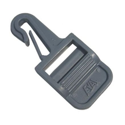 Hook for awning PVC 25mm