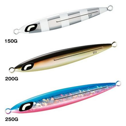 Shimano Ocea Stinger Butterflly TG Pebble