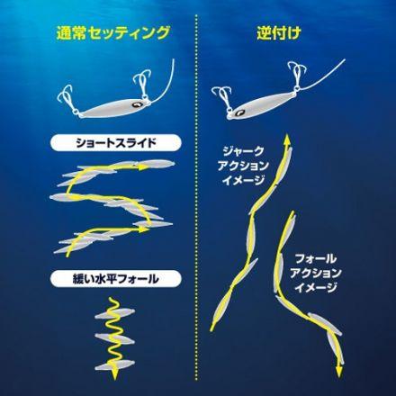 Shimano Ocea Stinger Butterflly TG Pebble