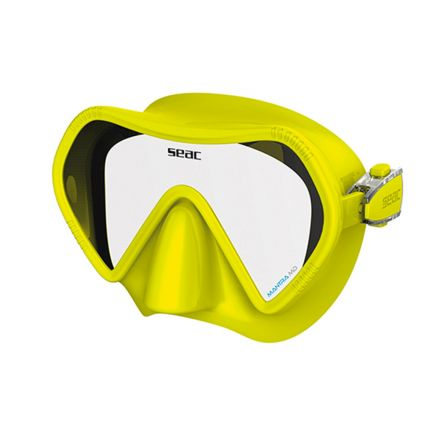 Seac Sub Mantra mask MD (yellow)