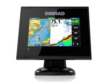 SIMRAD GO5 XSE and HDI Transducer