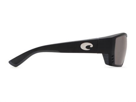 Очила Costa Tuna Alley - Matte Black - Gray Mirror 580P