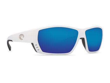 Очила Costa Tuna Alley - Matte Black - Blue Mirror 580P