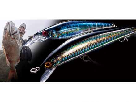 DUEL Aile Magnet 3G Minnow 90F