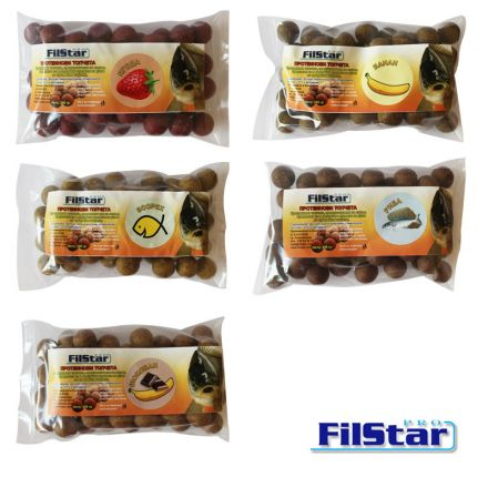 Протеинови топчета FilStar