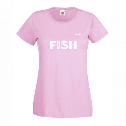 Тениска FilStar FISH Дамска (розова)