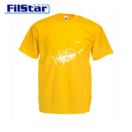 FilStar GT Man T-Shirt (Yellow)