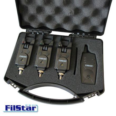 сигнализатори с централа FilStar 3+1 FSBA-22