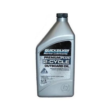 Quicksilver Premium Plus 2-Cycle Oil 1L