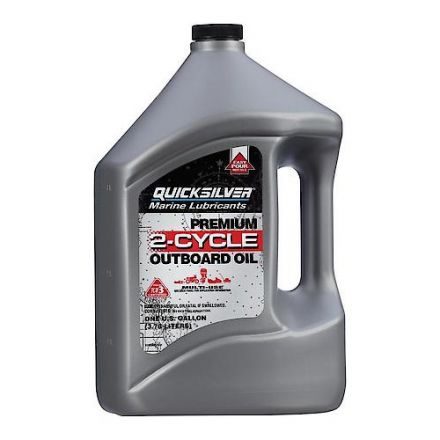 Quicksilver Premium 2-Cycle Oil 4L