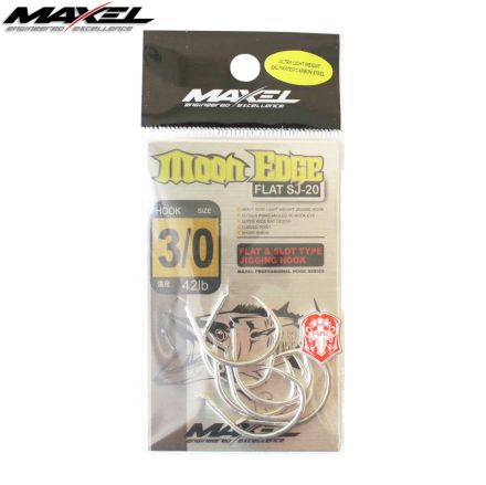 Maxel Moon Edge FLAT SJ-20 Hook