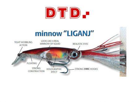 воблер DTD Liganj