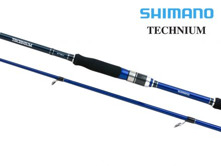 shimano Technium Spinning STEC610M