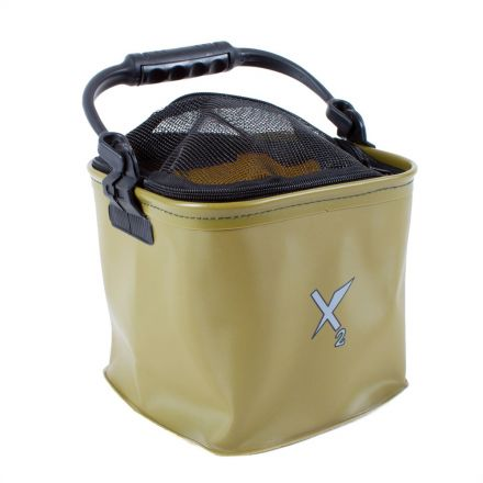 x2 EVA Particle bag + handle