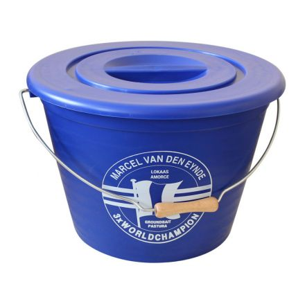 bucket for groundbaits Van Den Eynde