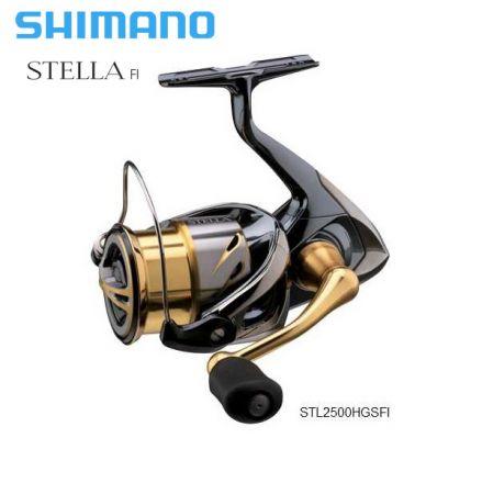 макара Shimano Stella FI 2500 HGS