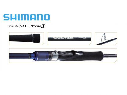 shimano Game Type J S586