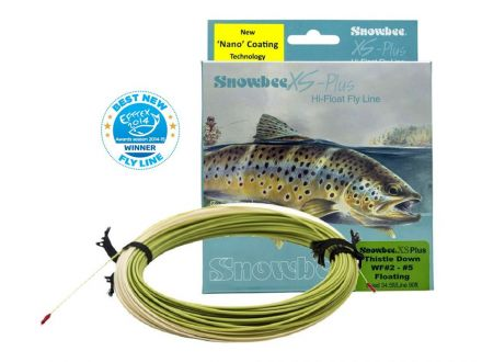 Мухарски шнур Snowbee XS Plus Thistledown Floating Fly Line